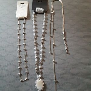 Lot of 3 New Necklaces!